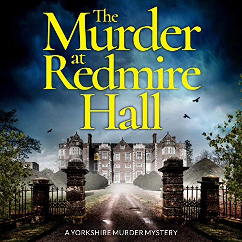 The Murder at Redmire Hall  By  cover art