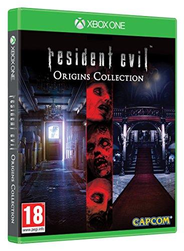Resident Evil Origins Collection für Xbox One, englische Version