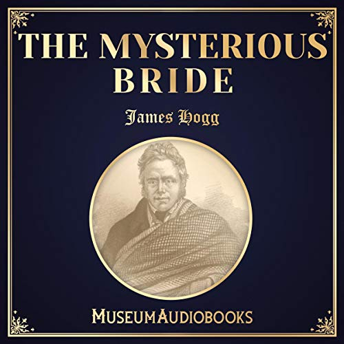 The Mysterious Bride audiobook cover art