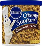 Pillsbury Creamy Supreme Coconut Pecan Frosting 15 oz