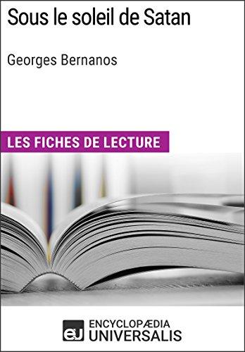 Sous le soleil de Satan de Georges Bernanos: Les Fiches de lecture d'Universalis