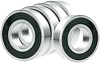 5x 63/22-2RS Ball Bearing 22mm x 56mm x 16mm Rubber Seal Premium RS 2RS NEW