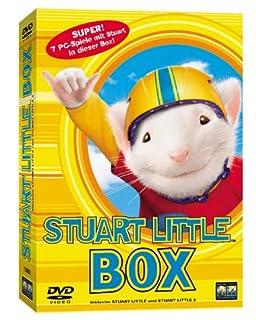 Stuart Little-Box (Stuart Little und Stuart Little 2 & 1 CD-Rom mit 7 PC-Spielen)