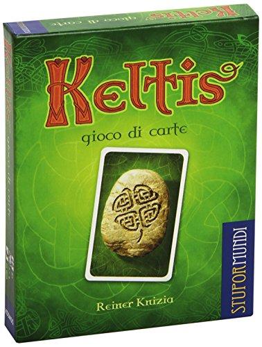 Giochi Uniti - Keltis Kartenspiel