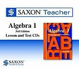 Saxon Teacher for Algebra 1 (3rd Edition) CD-ROM set