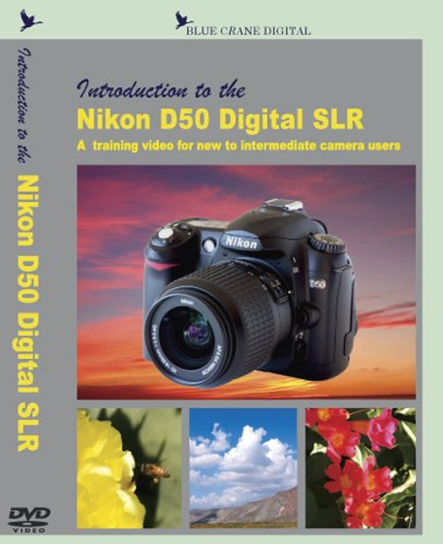 Introduction to the Nikon D50 Digital SLR