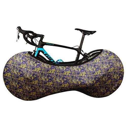 QWET Funda para Bicicleta, A Prueba De Polvo, A Prueba De Viento, Impermeable Y A Prueba De Rayos UV Funda Protectora para Bicicleta De MontañA Al Aire Libre,B