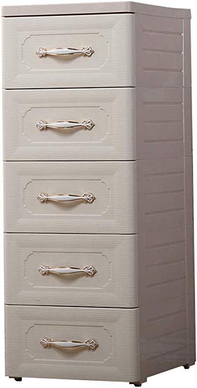 Zzg 2 Multi Layer Storage Box Baby Environmental Protection Clothing Snack Milk Powder Finishing Cabinet Living Room Storage Box 324083CM Color Beige
