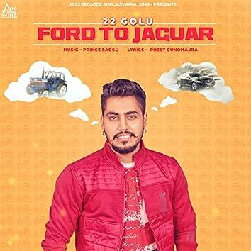 Ford to Jaguar