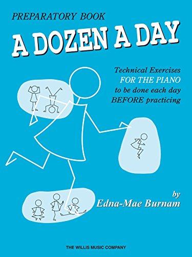 A Dozen a Day Preparatory Book (A Dozen a Day Series) (English Edition)