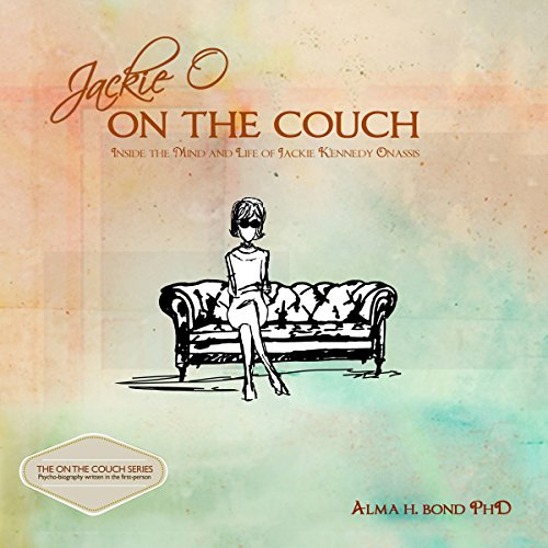 Jackie O: On the Couch audiobook cover art