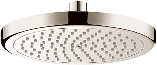 Hansgrohe (HANFT) 26465821 Croma Showerhead, Small, Brushed Nickel