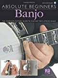Absolute Beginners 5-string Banjo Book/Cd