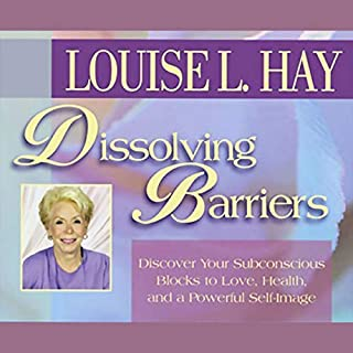 Dissolving Barriers audiobook cover art