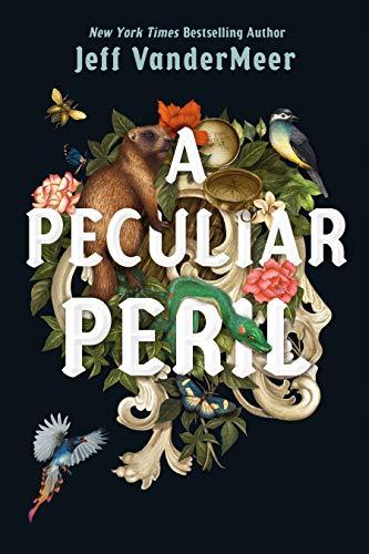 A Peculiar Peril (The Misadventures of Jonathan Lambshead Book 1 ...