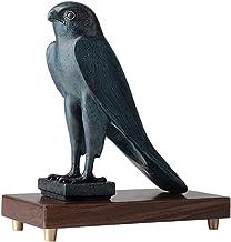 Egyptian Horus Statue, Egyptian Falcon Statue Sky God Sculpture Bronze Collection Commemorative Figurine Figurine Idol