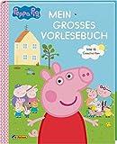 Peppa: Mein großes Vorlesebuch: Zum Vor- und Selberlesen (Peppa Pig) - Nelson Verlag