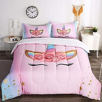 Best unicorn comforter Reviews