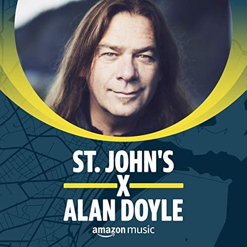 Curated by ALAN DOYLE