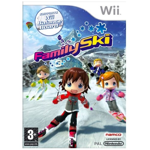 Family Ski [UK-Import]
