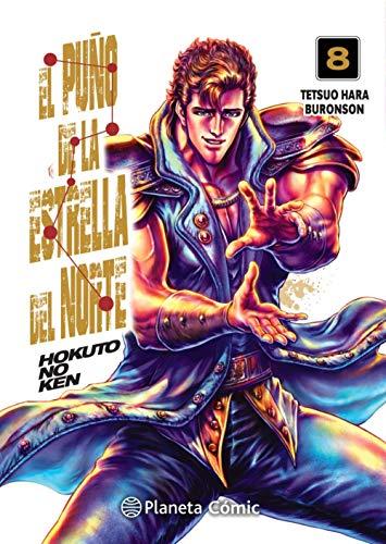El puño de la Estrella del Norte (Hokuto No Ken) nº 08/18 (Manga Seinen)