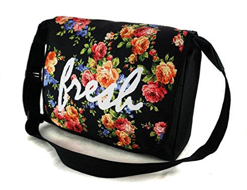Ferocity Sac de messager a bandouliere jeunesse Matériel Messenger bag Fresh [052]