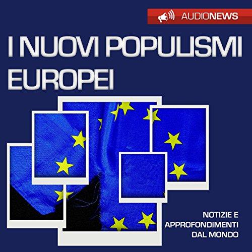 I nuovi populismi europei copertina