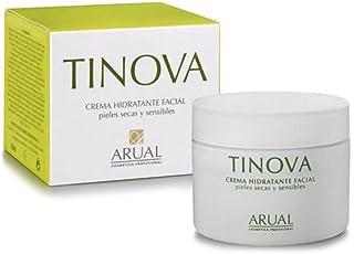 Arual Tinova Crema Hidratante Facial Pieles Suaves - 50ml