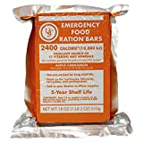 Ultimate Survival Technologies, Emergency Food Rations, LxWxD: 6' x 4.5' x 1.25'