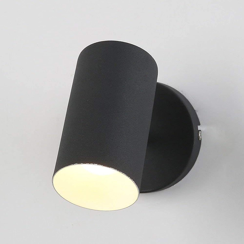 Alvndarling Schwarze Wandlampe Leselampe Schmiedeeisen Wandlampe moderne Wohnzimmer Schlafzimmer Nachttischlampe Gehweg dekorative Wandlampe