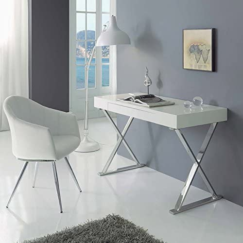 DECORACIóN BELTRáN Moderner Schreibtisch   Modell Schweden 120x76x55cms.