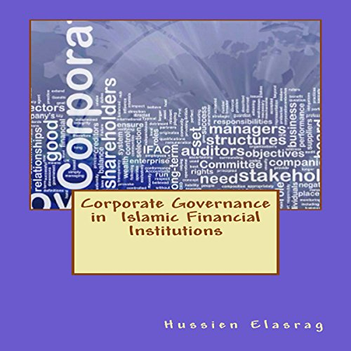 Corporate Governance in Islamic Financial Institutions audiobook cover art