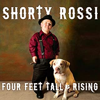 Four Feet Tall & Rising audiobook cover art