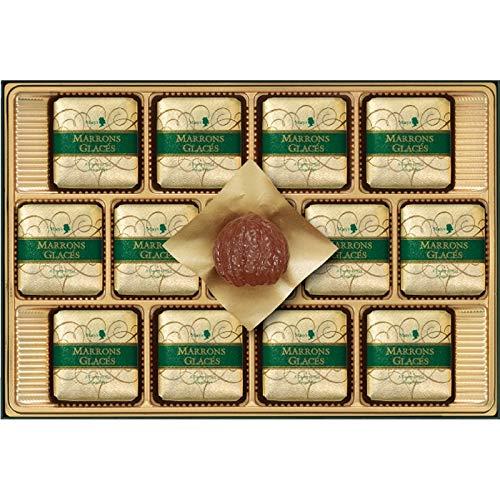 メリーチョコレート マロングラッセ MG-S 【栗 くり Mary's 有名 スイーツ おしゃれ かわいい お取り寄せ グルメ おいしい 美味しい うまい】