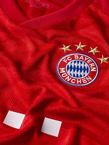 FC Bayern München Kinder Trikot Home 2019/20, Robert Lewandowski, Größe 152 - 4