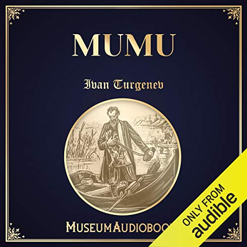 Mumu audiobook cover art