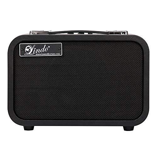 Lindo AGV-10 Vintage Acoustic/Electro-Acoustic 10W Guitar Amplifier -...