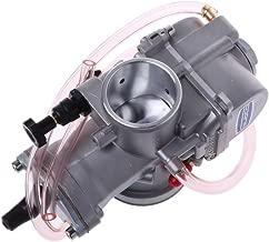 FXCO - Carburador PWK de 34 mm universal UTV ATV de motor 2T 4T universal Carburador Carb para Keihin