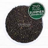 Premium Vahdam Darjeeling Black Tea Loose Leaf- Darjeeling Second Flush Tea- 100% Natural,...