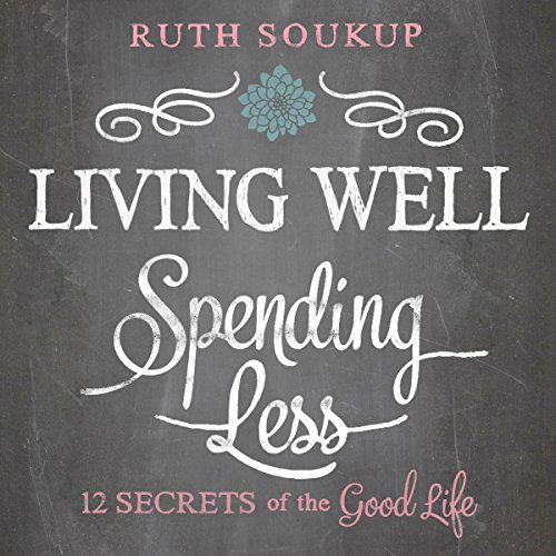 Living Well, Spending Less cover art