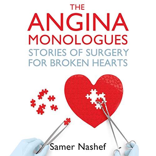 Couverture de The Angina Monologues