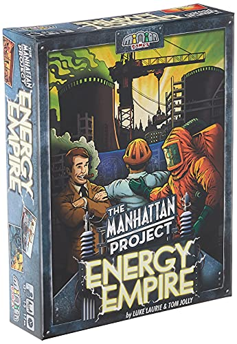 Minion Games the Manhattan Project. Energy Empire