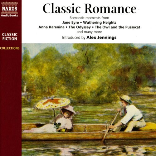 Classic Romance audiobook cover art