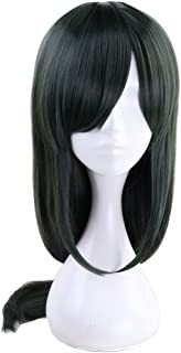 Xingwang Queen Anime 65cm Long Straight Deep Green Cosplay Wig with free cap