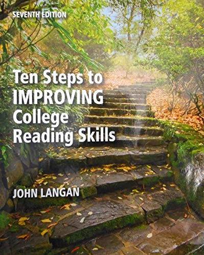 Compare Textbook Prices for Ten Steps to IMPROVING College Reading Skills 7 Edition ISBN 9781591945666 by John Langan