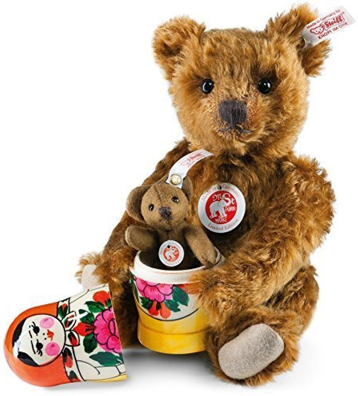 Steiff Mohair Matryoshka Teddy bear 034190 Limited Edition of 1500 by Steiff