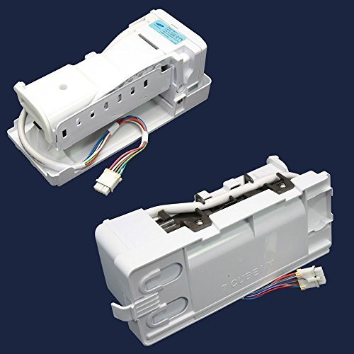 Ice Maker Assembly for Samsung RF267AAWP Refrigerator