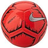 Nike NK PTCH-FA18 Balón de fútbol, Adultos Unisex, University Red/Metallic Silver, 5
