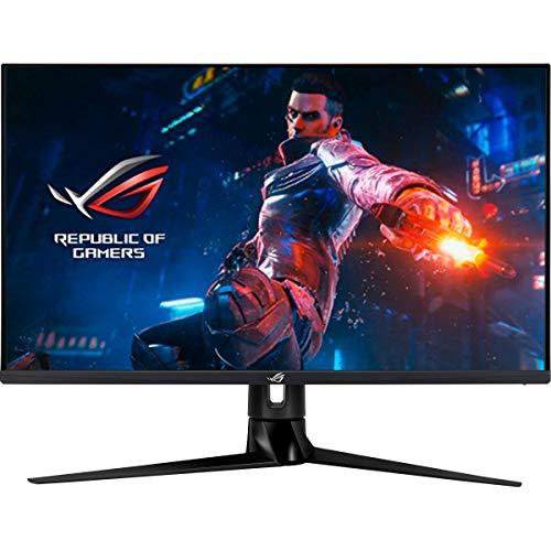 "ASUS ROG Swift PG329Q Gaming Monitor – 32"" WQHD (2560 x 1440), Fast IPS, 175Hz*, 1ms (GTG), Extreme Low Motion Blur Sync, G-SYNC Compatible, DisplayHDR™ 600"
