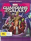 Guardianes de la galaxia / Guardians of the Galaxy - Season 2 - 4-DVD Boxset [ Origen Australiano, Ningun Idioma Espanol ]
